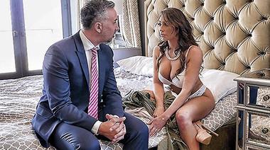 Содержанка наставила мужу рога, перепихнувшись с партнером по бизнесу